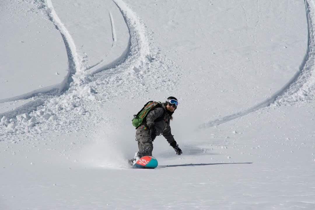 Freeride, Splitboard, Offpiste, Powder, Snowboard