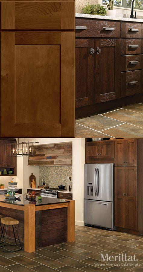 17+ Lively Pecan Wood Kitchen Cabinets - Interiors Magazine