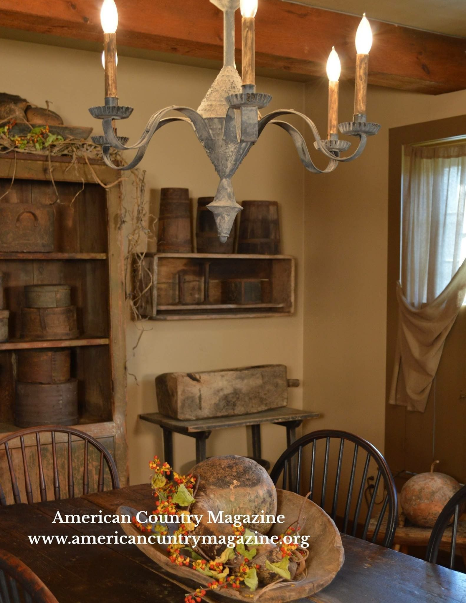 #Primitivediningrooms #Primdecor #Primitivehomes