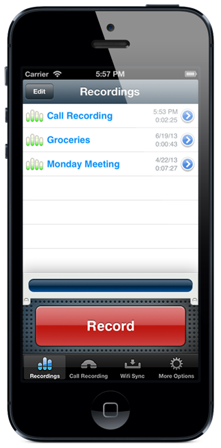 Download Phone Call Recording App For iPhone  InoSpy - Free Cell