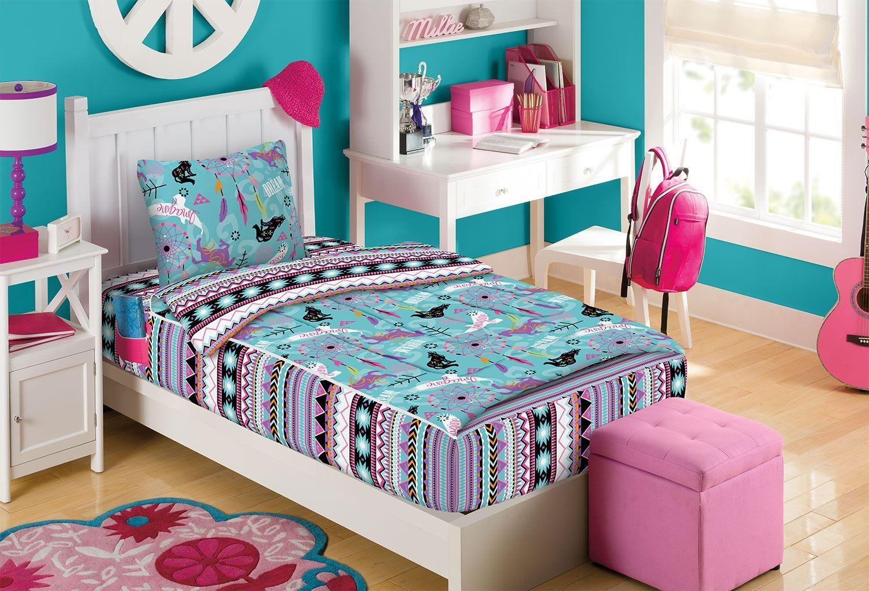 Zipit Bedding Set, Twin ExtraLong (XL