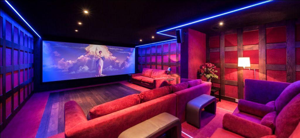 Interior Design Inspiration Cinema Rooms Interior Design