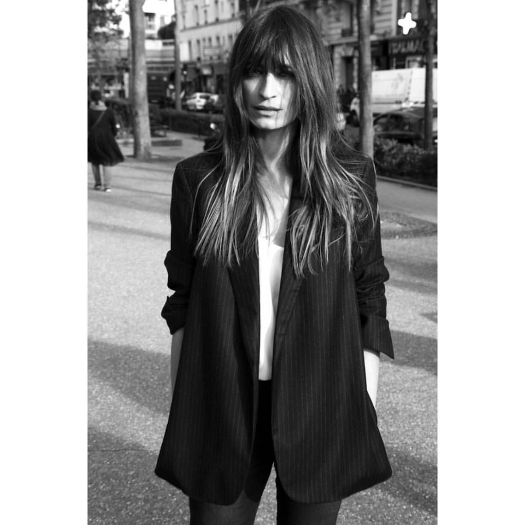 This. #CarolinedeMaigret #Parisian #Style #Obsessions