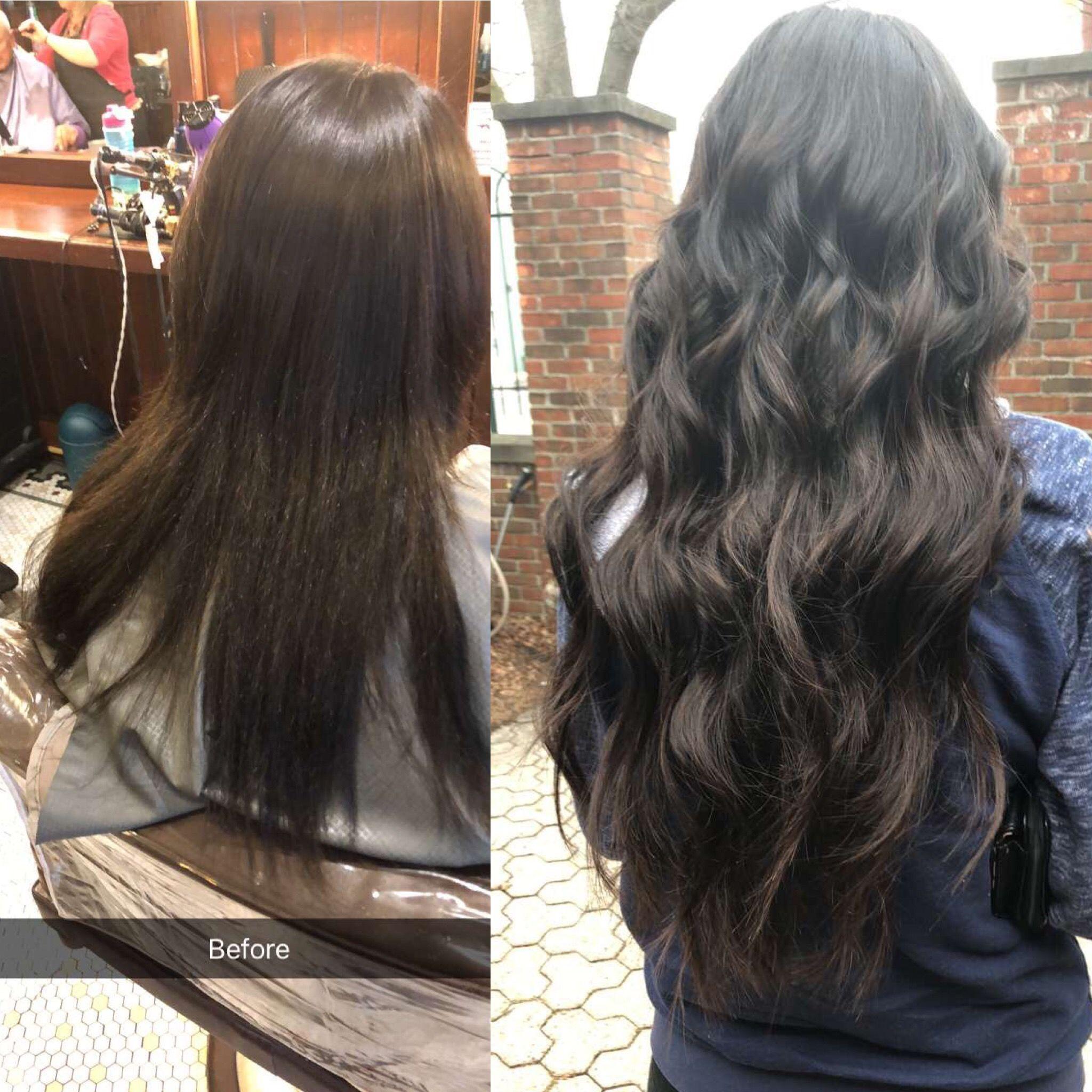 Klix Extensions In 22 Inch Long Hair Styles Hair Styles Hair