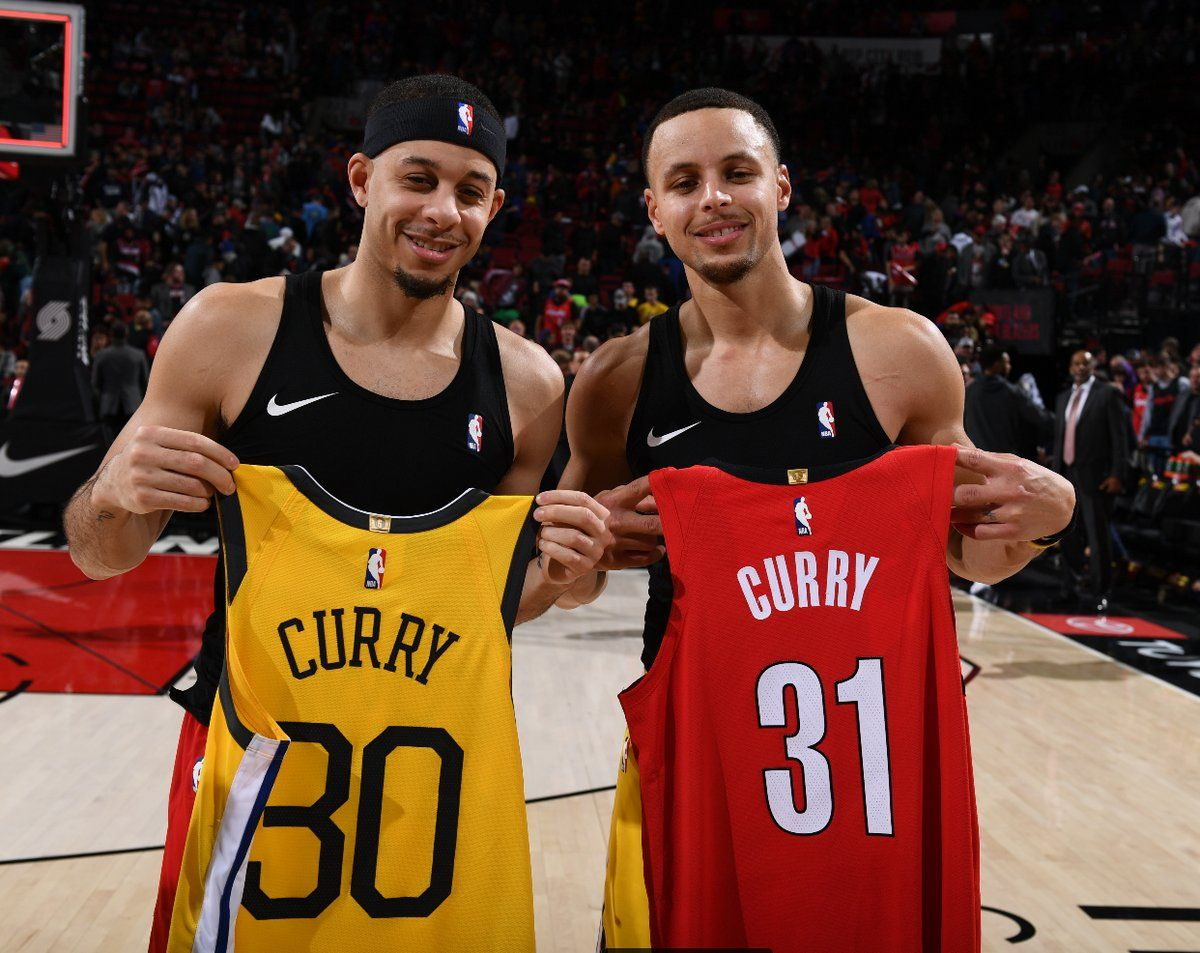 Currys Swap Jerseys Nba Stephen Curry Stephen Curry Basketball Stephen Curry