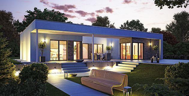 u form haus inspirationen pinterest bungalow house und house floor plans. Black Bedroom Furniture Sets. Home Design Ideas