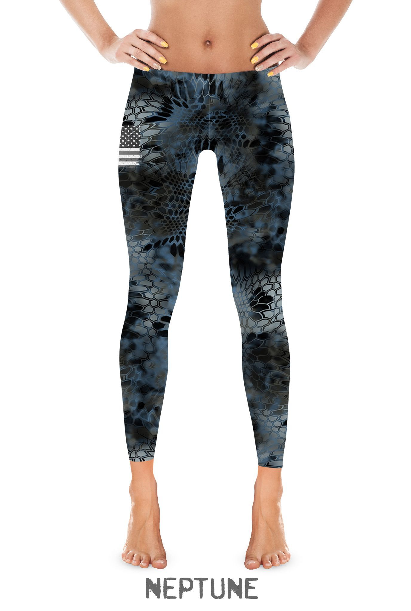 3044687cf33bc Womens Kryptek® Leggings