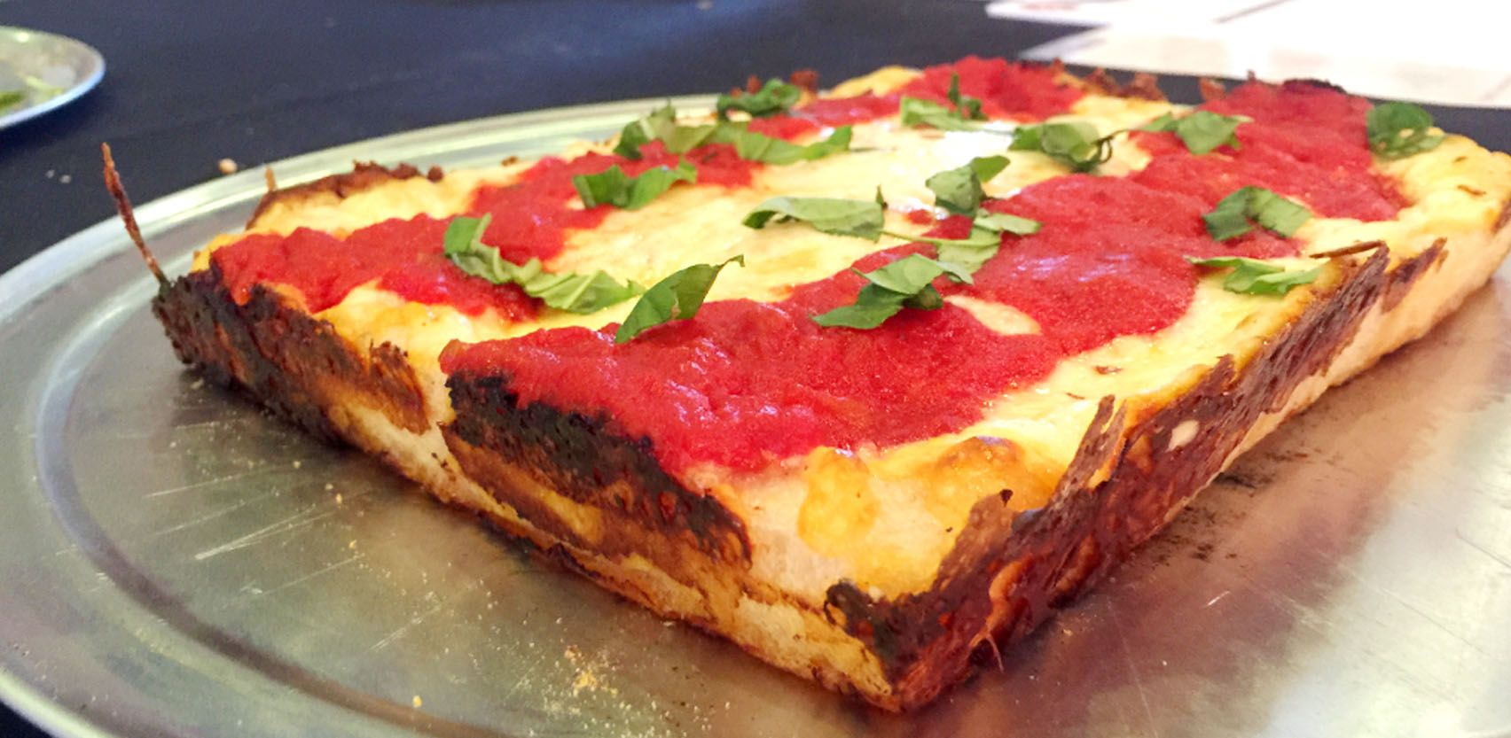 Gluten Free Pan Pizza Orlando Food Sales Recipe in