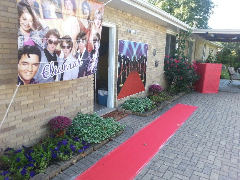10 Red Carpet From Party City And Photo Backdrops Plus A Custom
