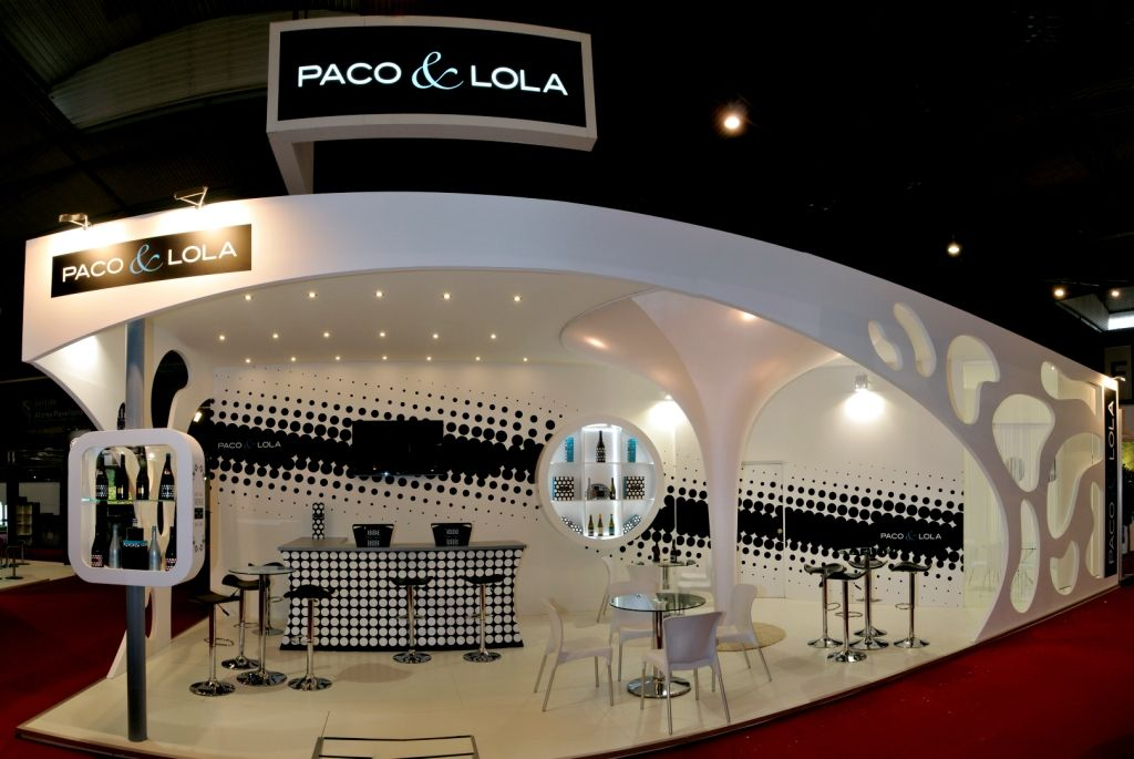 Stand en barcelona alimentaria 2014 paco lola dise o y montaje de stands avanza - Stand de diseno ...