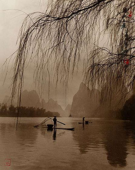 Don Hong Oai His Landscape Photos Resemble Traditional Chinese Paintings