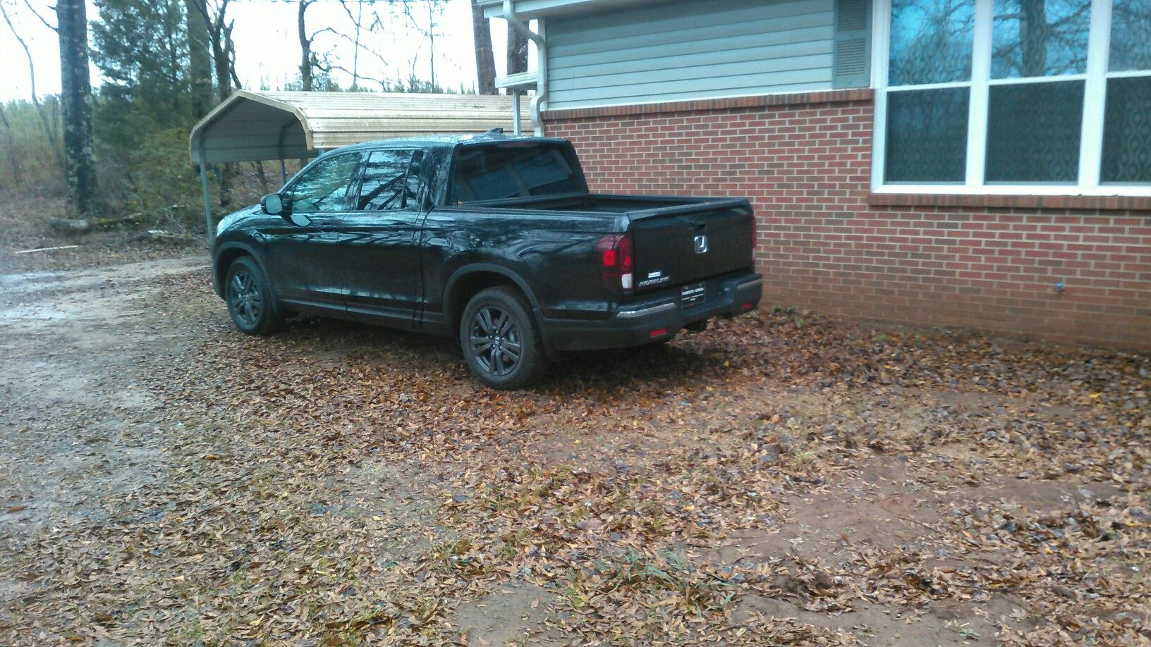 2018 Sport Ridgeline I Bought 12 22 17 After Trading In My Lifted F150 2005 And Chevy Aveo Type 2 2011 F150 Suv Car Chevy