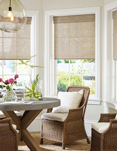 Kitchen Nook Home Home Decor Kitchen Window Treatments