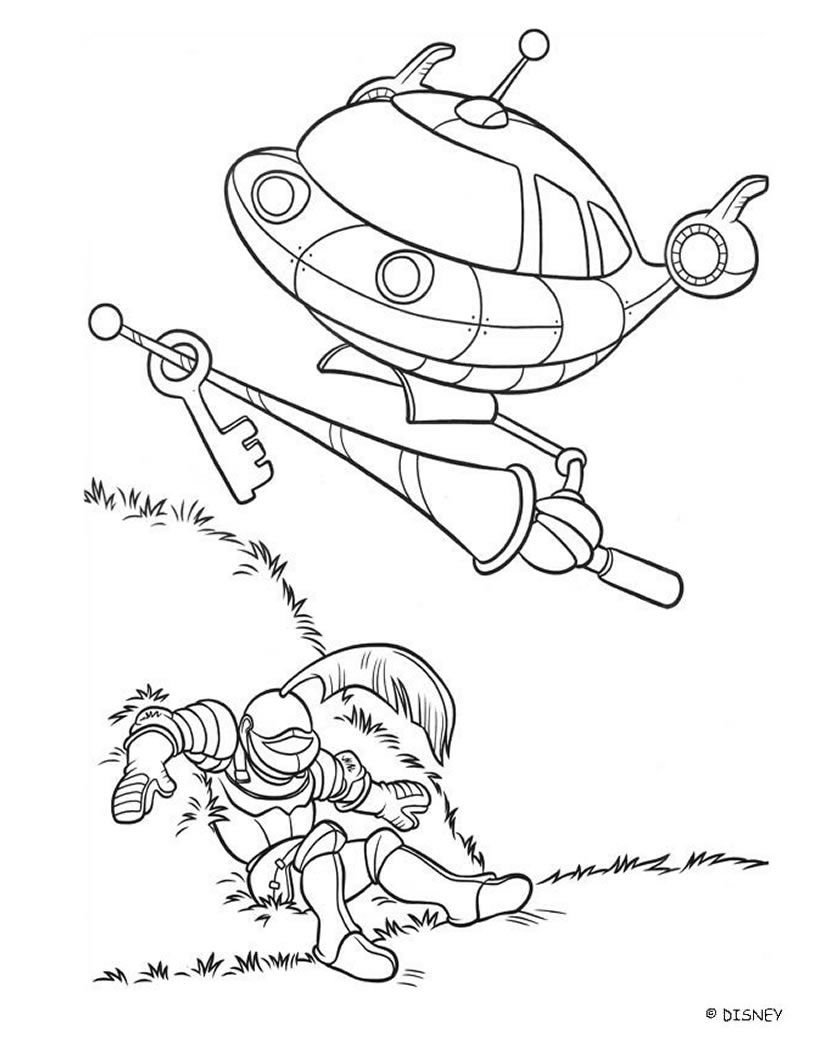 Discover this amazing coloring page of the Disney movie Little ...