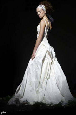 Robe mariee cymbeline destockage