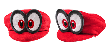 842c2ce90c36e8 GAME - Preorder Super Mario Odyssey and get a free Cappy hat Join Mario on a
