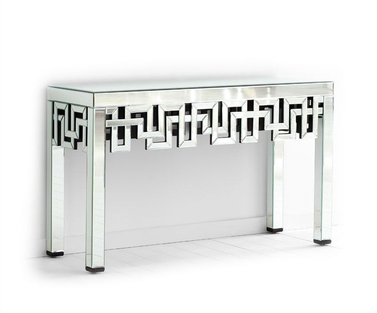 Psara Mirror Console Table Sharing Luxury Designer Home Decor