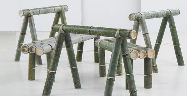 Arredamento Bambù ~ Arredi bambu d bamboo pinterest rattan