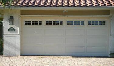 Garage Doors : Hurricane Protection : Damage Prevention
