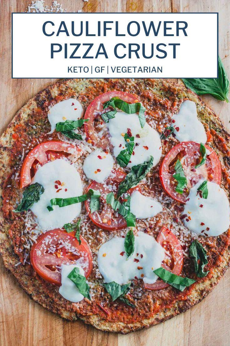 Best cauliflower pizza crust recipe best cauliflower