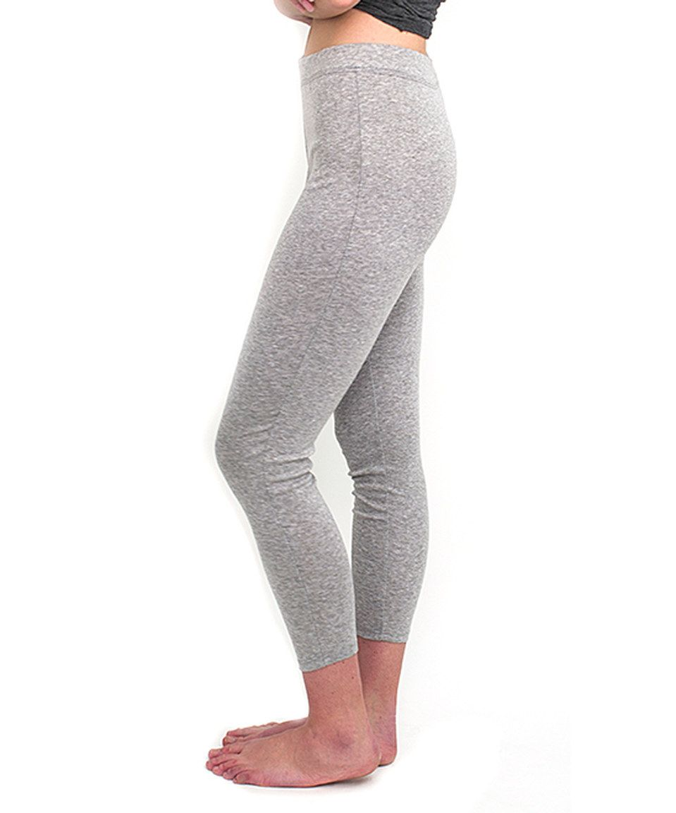 f6166a3fc9dec Love this Magid Light Gray Leggings - Women & Plus by Magid on #zulily! # zulilyfinds