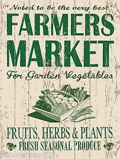 Image result for vintage farmers market signs
