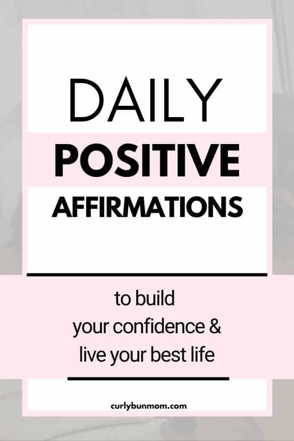 Positive Affirmations - How To Be Your Best Self -