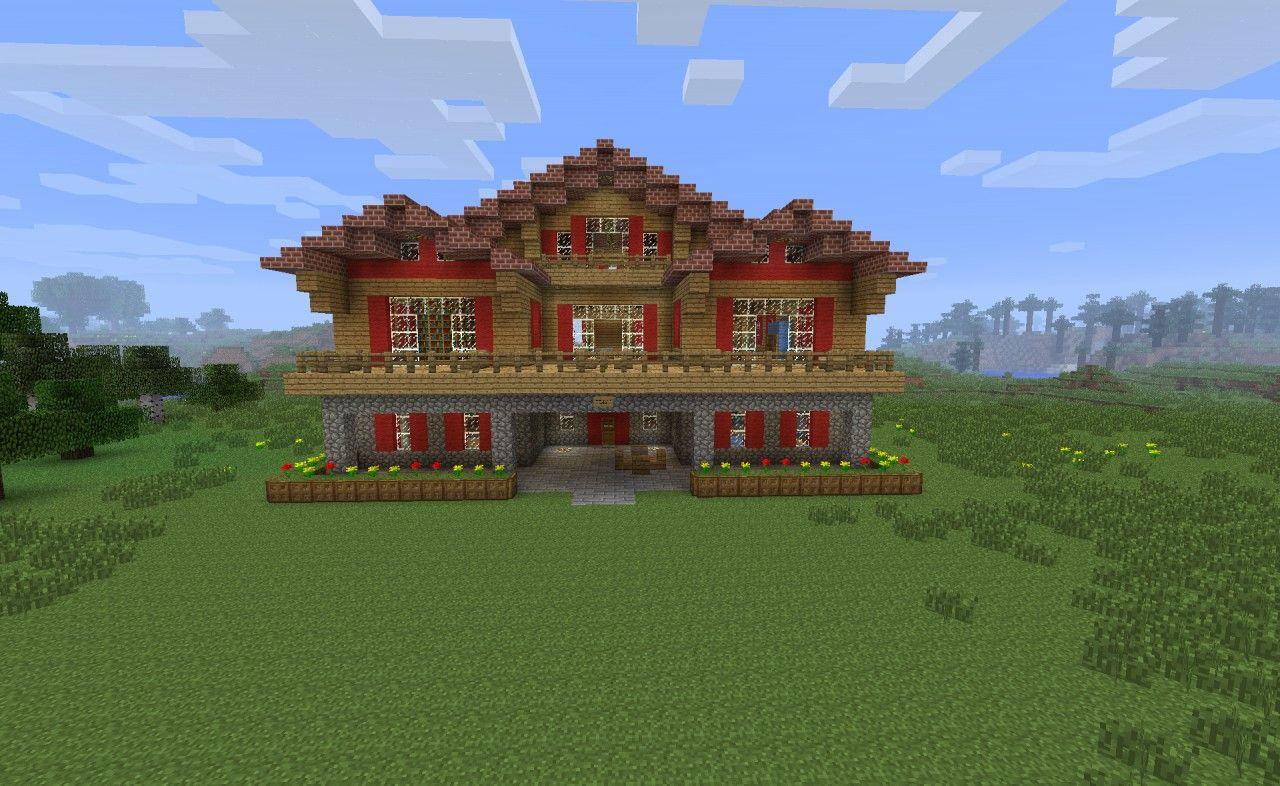 Seven Winters Lodge Minecraft Map