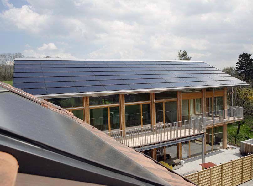 Dakpannen Met Zonnepanelen : Afbeeldingsresultaat voor zonnepaneel in plaats van dakpannen huis