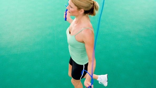 5 ways to burn 100 calories (or more) in 10 minutes