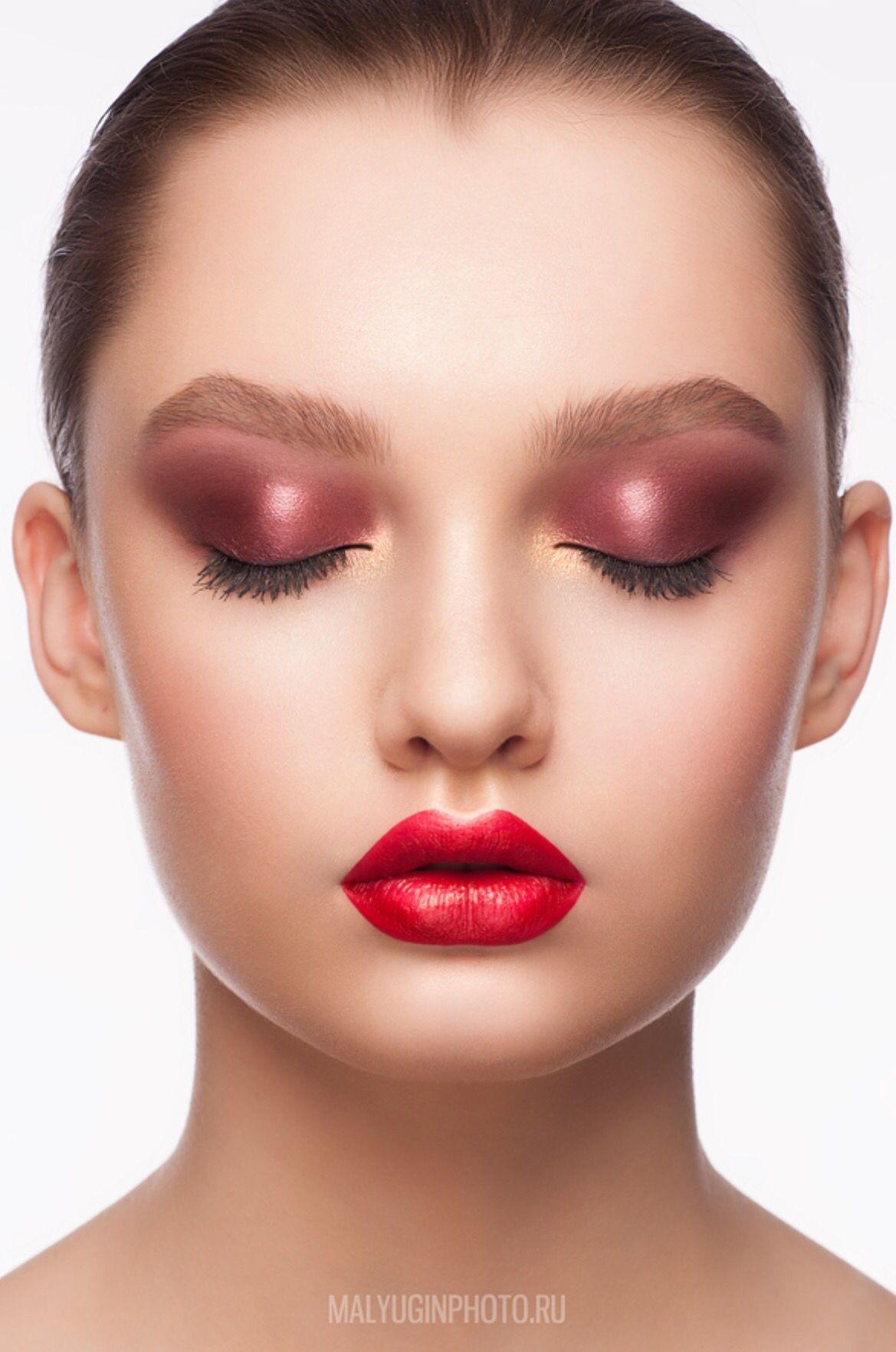 Makeup trends wwwbeautyadvisoreu  Makijaż  Pinterest  Best