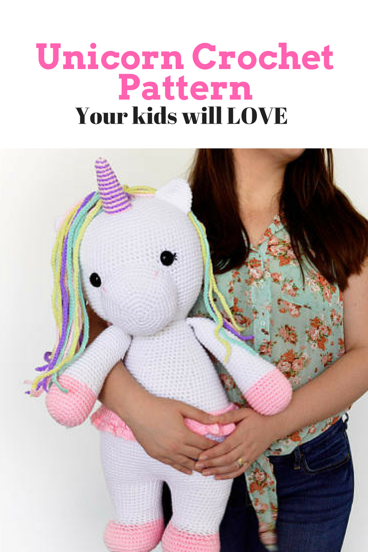 Unicorn toys images  SHOP Unicorn crochet pattern crochet toys for kids whimsical