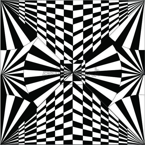 optical art illusions