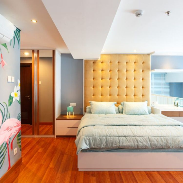 Sedang mencari inspirasi untuk kamar tidur di apartemen? Berikut ide untuk menata kamar idamanmu!  #apartemen #studio #kamartidur #inspirasikamar #designinterior #rumahmodern #design #aesthetic #jasakaca #interior #kacaruma #kacarumah #jakarta #inspirasicafe #minimalis #desainrumahminimalis #eksterior #kacarumahminimalis #kacarumahminimalis #desaininteriorrumah #dekorumahyuk #desainrumahidaman #rumahfavorit #dekorrumah #estetik #17agustus