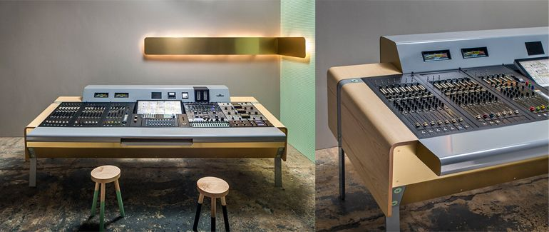 Mixing Console Wsw By François Chambard S Um Project Motherbrain 1