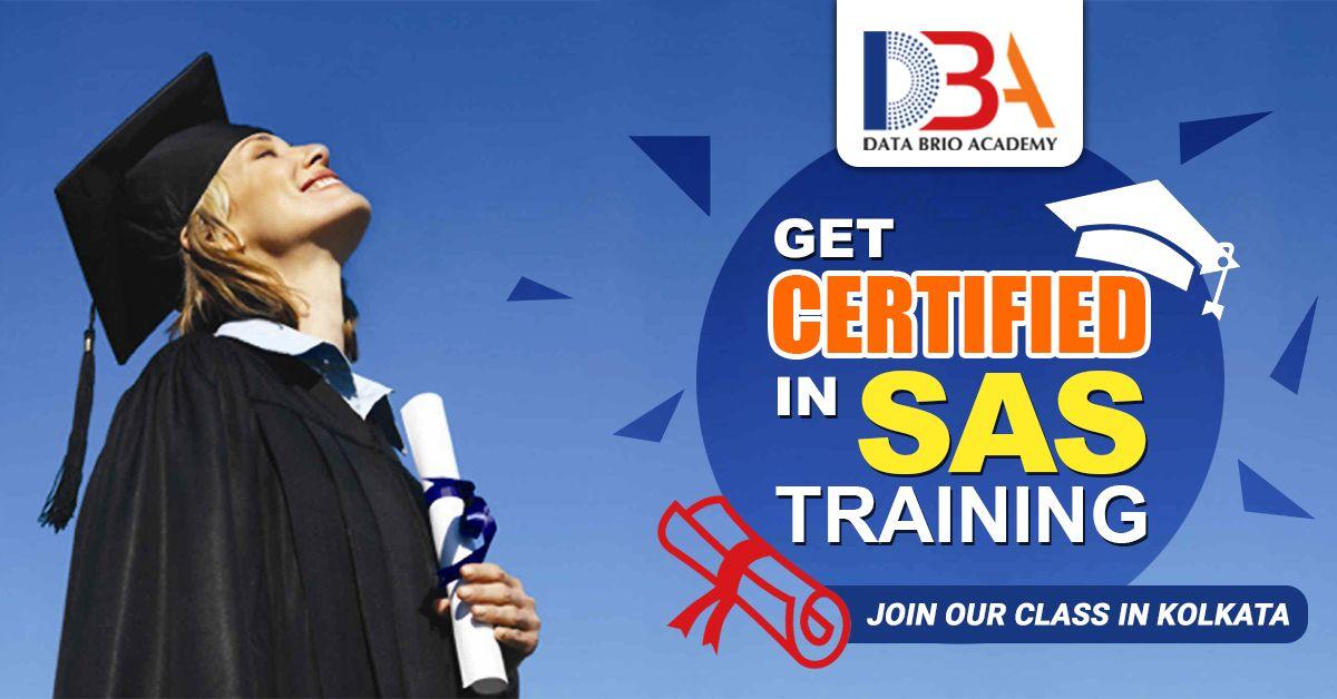 Data Brio Academy provides you the #SAS Certification program - software skills