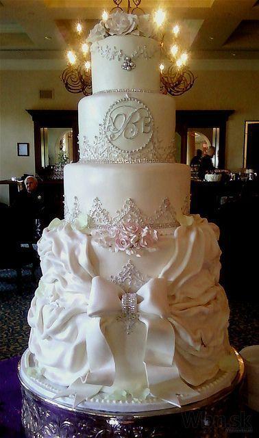 Neuveriteľné svadobné torty