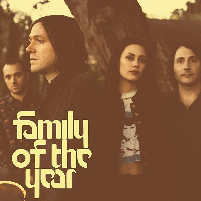 New @familyoftheyear album out today. Perfect for carrying you into the Labor Day weekend. #SummertimeImGonnaMakeYouMine #newwork