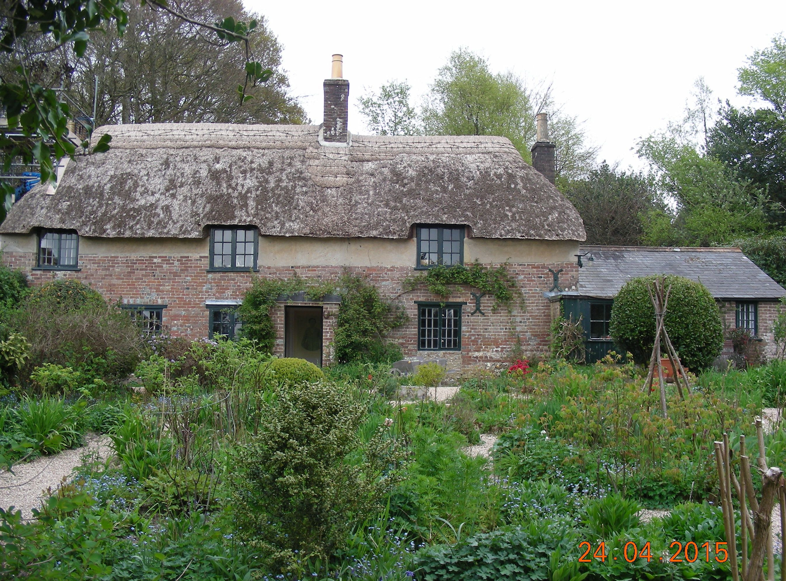 thomas hardy s birthplace at higher bockhampton dorset thomas hardy s birthplace 1840 at higher bockhampton dorset