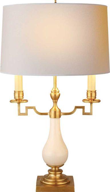humphrey table lamp by alexa hampton for circa lighting house