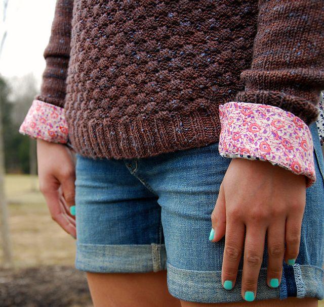 Independent Designer Feature: Rubus by Lori Versaci — Kelbourne Woolens