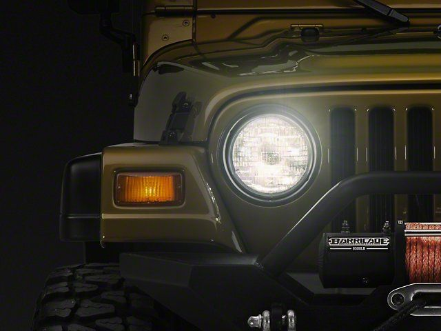 Raxiom Headlight LED Conversion Bulb Kit (97-06 Wrangler TJ)