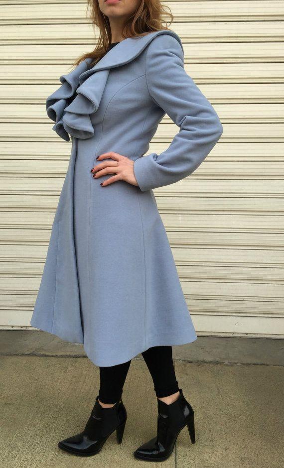 Sexy wool coats