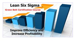 With a Six Sigma Green or Black Certification listed on your resume, you have an edge over other applicants competing for various roles you have got your sight on.