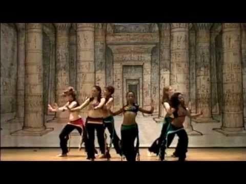 Hip Hop Belly Dance - Tribal Fusion - Ebony and Raqs Caravan Urban -  Rakkasah Spring