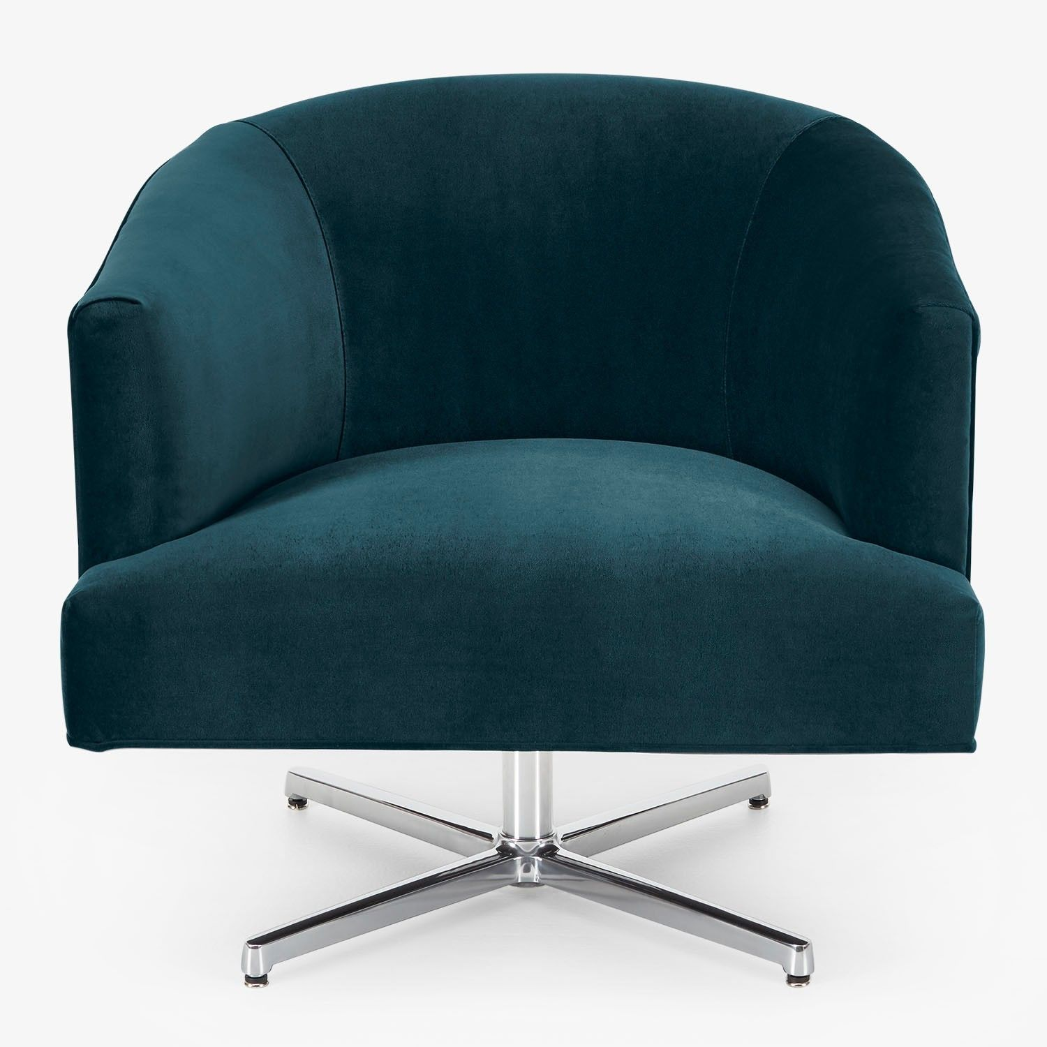Swivel Chair On Carpet Amazon Silver Covers Cobble Hill Fremont Abc Home Yazlander In