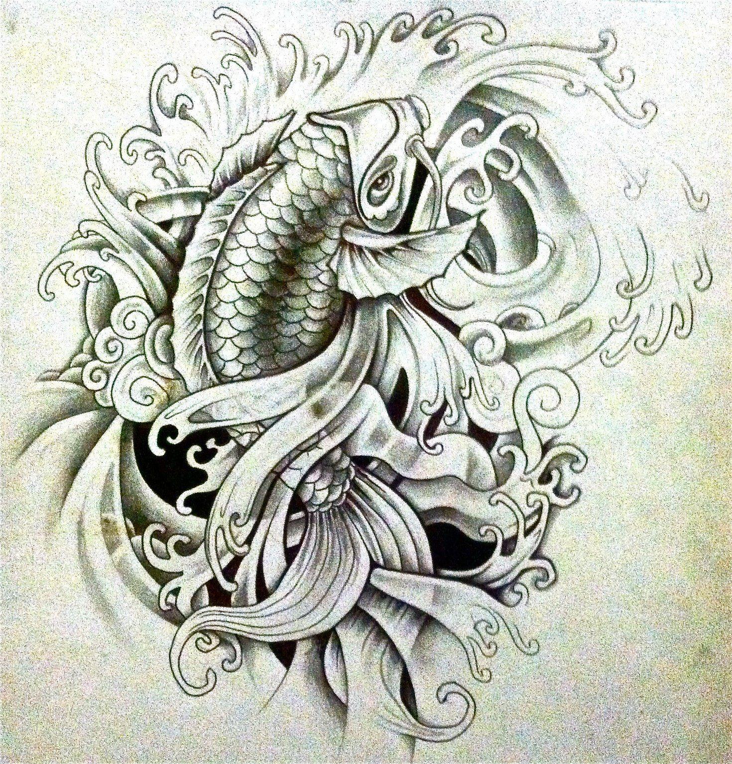 Tattoo Design By Ashley Lucian