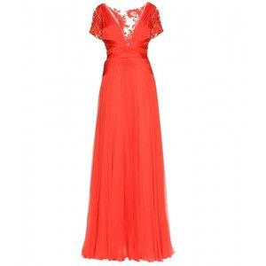 Zuhair Murad Embellished Floor-Length Gown