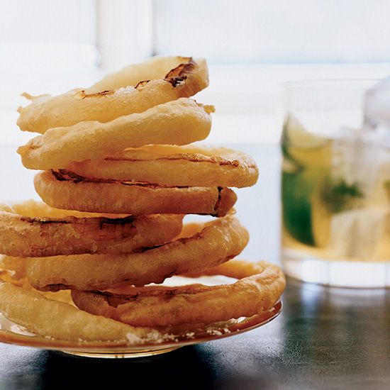 Crispy Onion Rings | Food & Wine