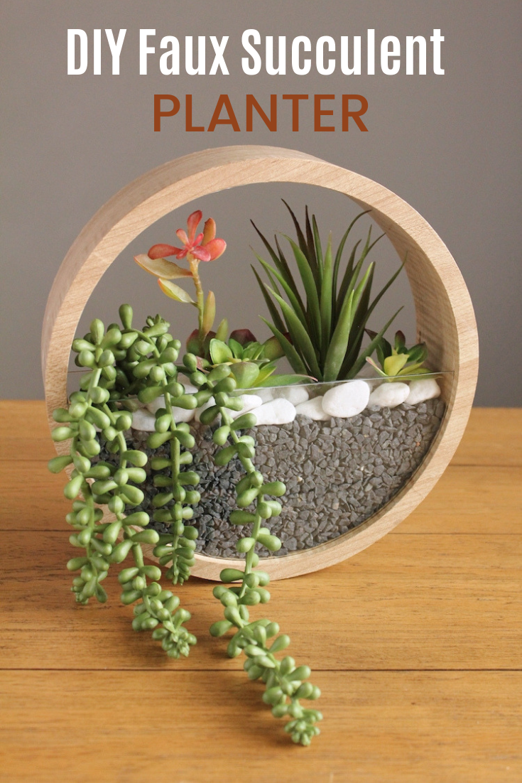 Photo of DIY Round Hanging Succulent Planter | All Things Target